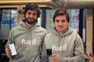 Daniel Seijo y Eduardo Ortiz de Lanzagorta, fundadores de Fuell