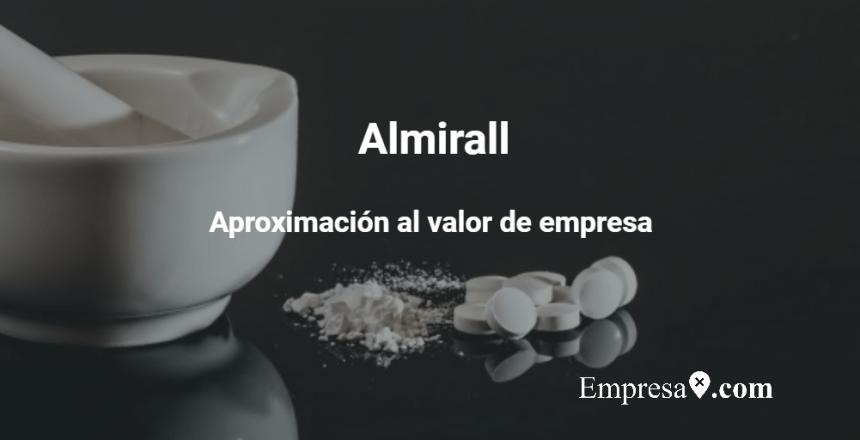 Almirall valoración Empresax.com