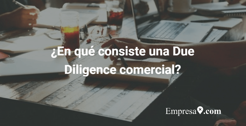 Due Diligence Comercial