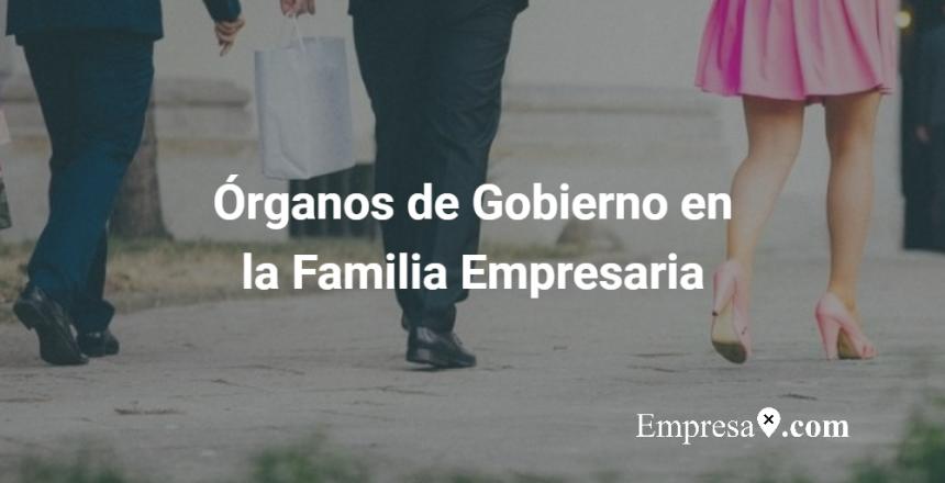 Empresax.com Órgano Gobierno Familia Empresaria