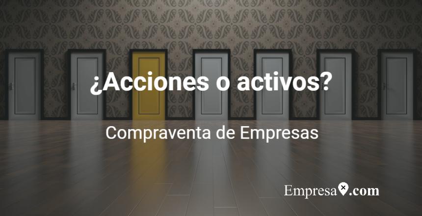 Empresax.com Acciones Activos