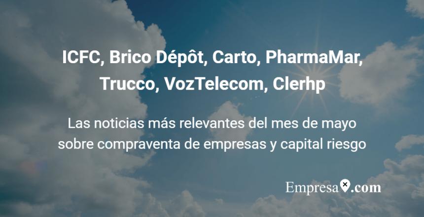 Empresax.com Compraventa de empresas y capital riesgo mayo