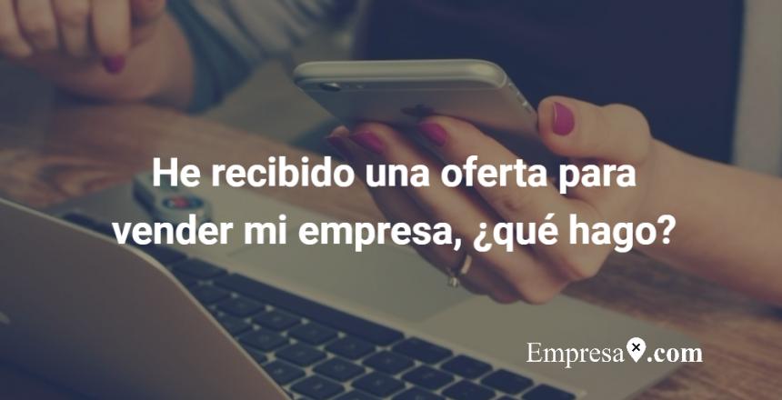 Empresax.com Oferta vender empresa
