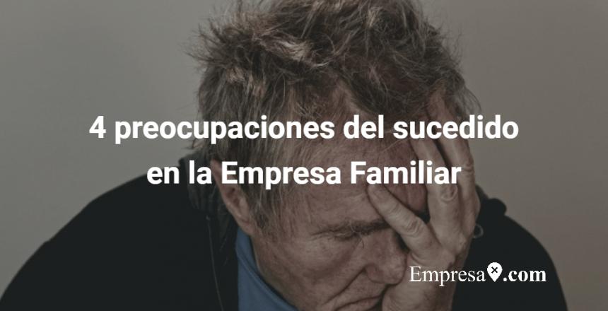 Empresax.com Preocupaciones Sucedido Empresa Familiar