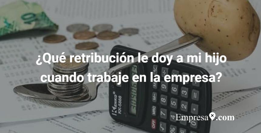 Empresax.com Retribucion Empresa Familiar