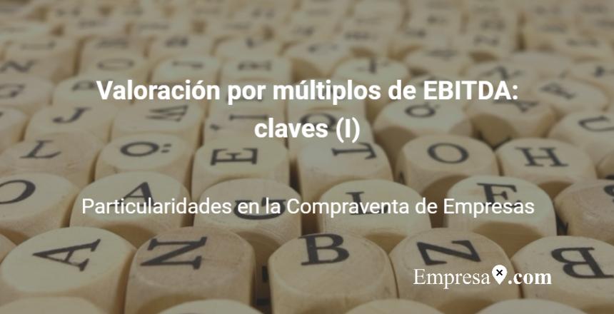 Empresax.com Valoración Múltiplos EBITDA I