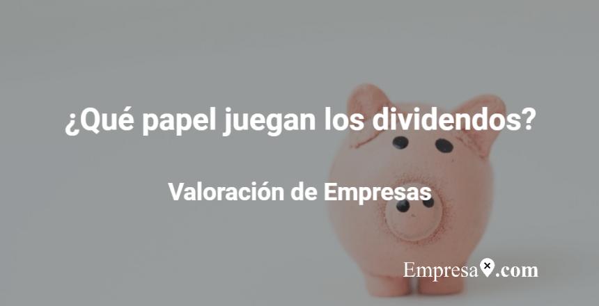 Empresax.com dividendos valoración