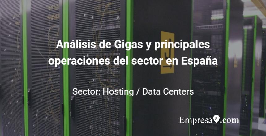 Empresax.com gigas hosting data centers