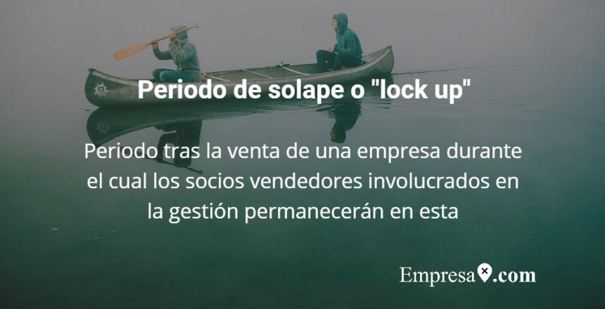 Glosario Empresax.com Periodo de solape o lock up