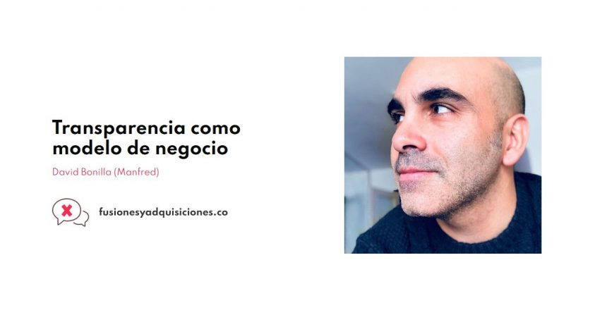 David Bonilla, la venta de Manfred a Sngular