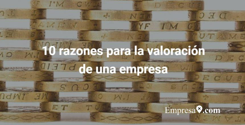 empresax.com_10_razones_para_la_valoración_de_una_empresa