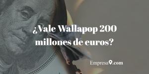 ¿Cuánto vale Wallapop?